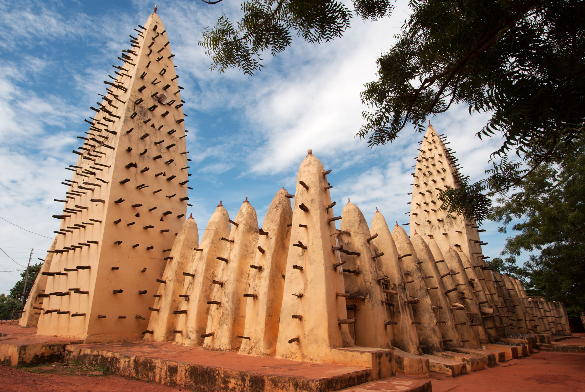 Moschea di Bobo Dioulasso